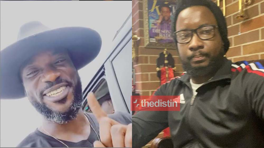 """""""don't pray for Stonebwoy only"""" Kwabena Kwabena Harshly Replies Sonnie Badu For Supporting Stonebwoy"""