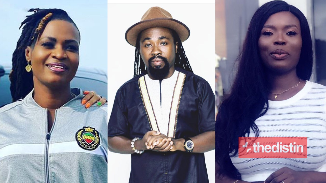 Obrafour, Delay and Ayisha Modi