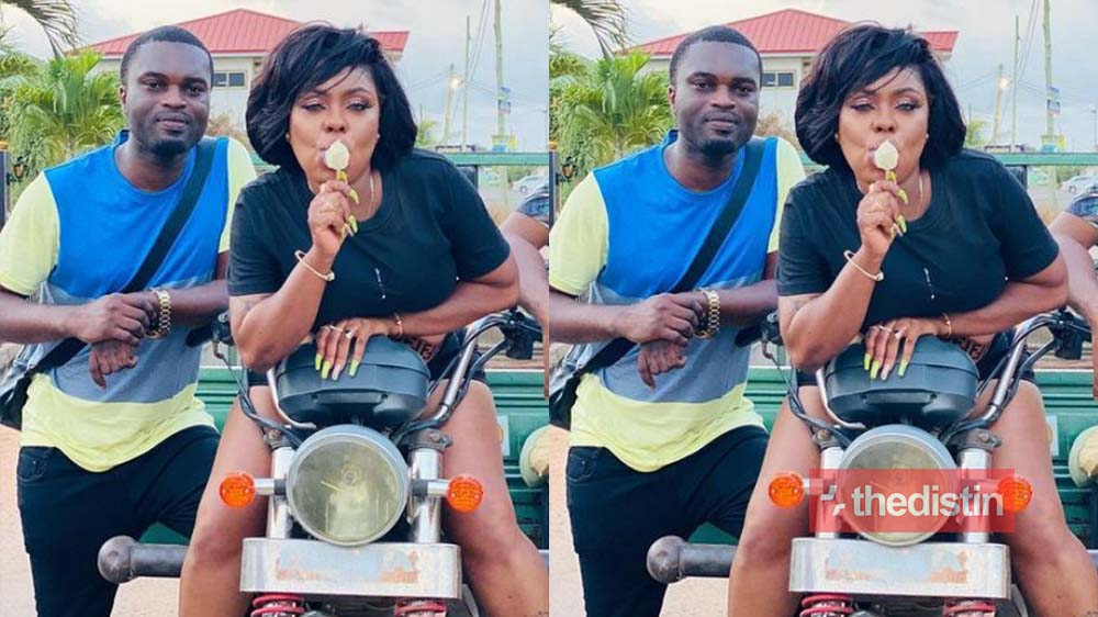 Afia Schwar Sacks His Personal Blogger After Sealing A Deal With The NDC (Photos)