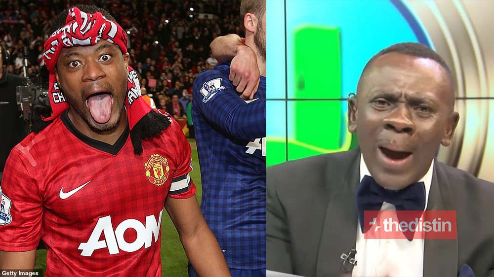 Akrobeto: Football Star Patrice Evra Shares His Hilarious Video (Watch)