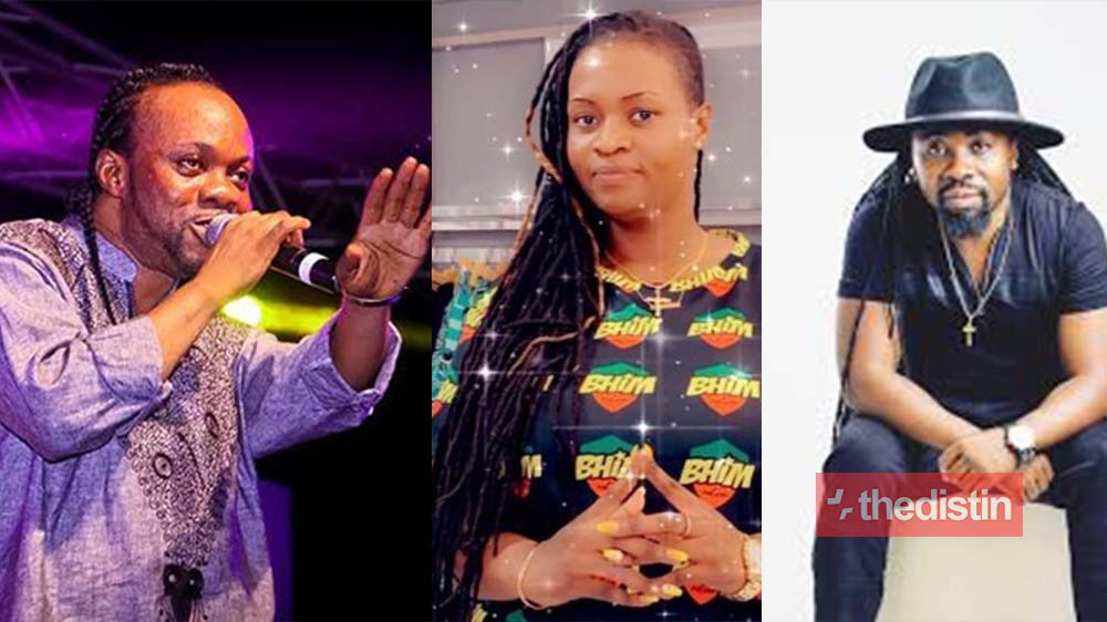 """Kwasia fuor"" - Angry Ayisha Modi Blast Obrafour After Suing Her As She Reveals She Bought A Medicine Worth $800 For Daddy Lumba When He Was Sick (Video)"