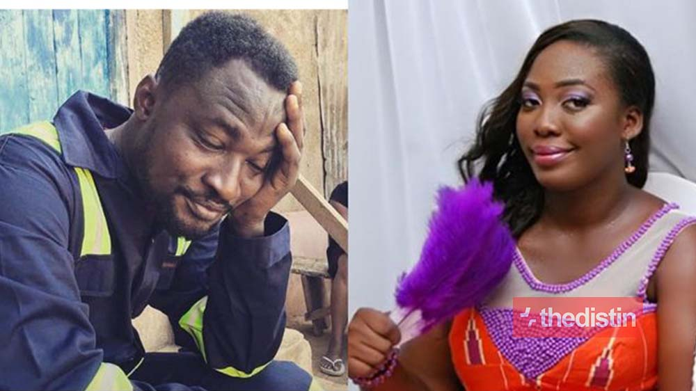 Funny Face Reveals He Recently Chopped His Ex-Wife Lizzy (Photo)