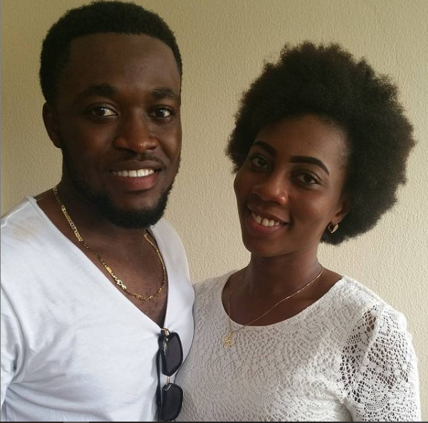 Old picture of Kennedy Osei, the first son of Ghanaian business, Dr. Osei Kwame Despite hit hard on the internet amid news on becoming a father of twin daughters with his wife, Tracy Osei.