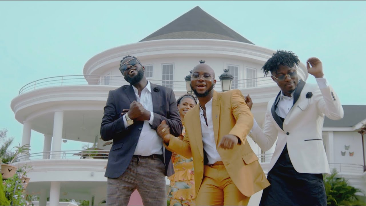 "Music Video: Killbeatz ""Odo Nti"" Ft King Promise, Ofori Amponsah 