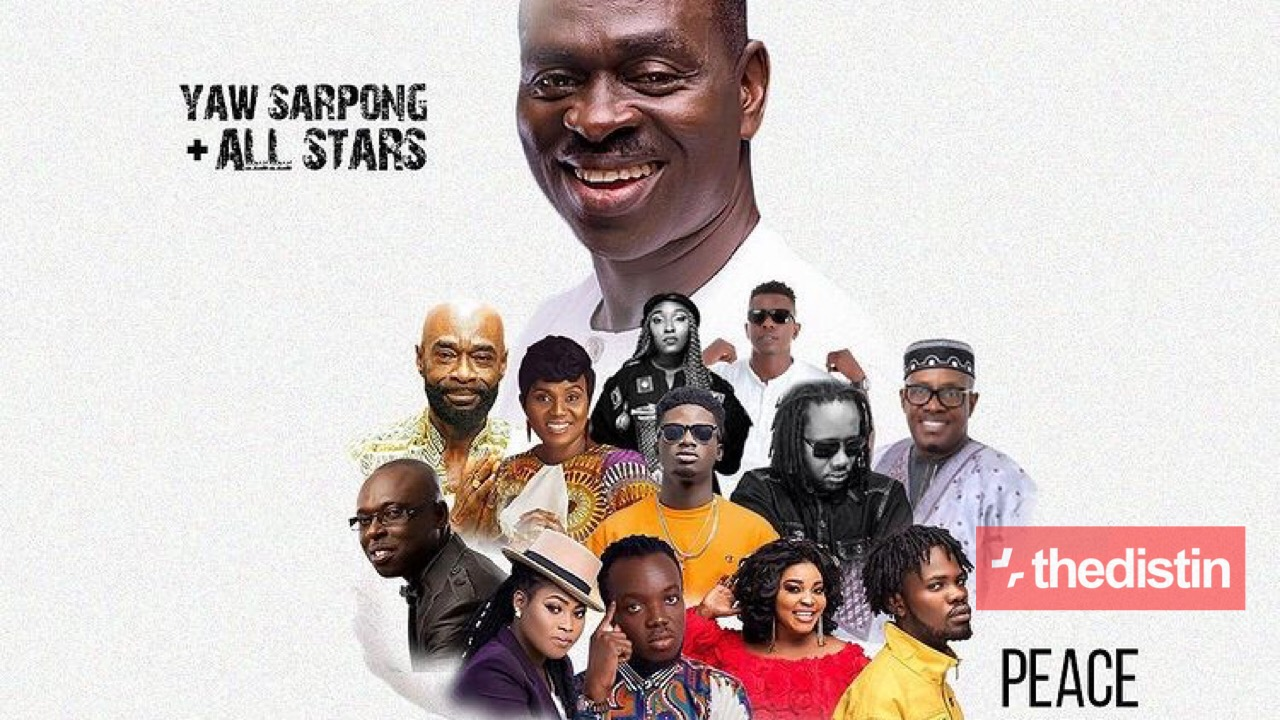 Yaw Sarpong & Asomafo – Peace Song Feat. All-Stars