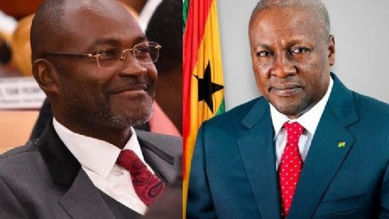 Mahama Should Try Anything Funny And See What Will Happen – Kennedy Agyapong Sends HIm A Strong Warning (Video)