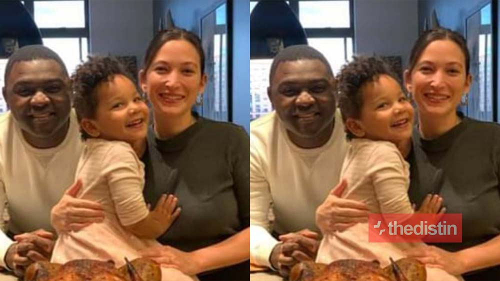 Kevin Taylor: 1st Ever Photo Of His Wife And Daughter Pops Up After His 'NPP GHC52 Million Corruption Exposé'