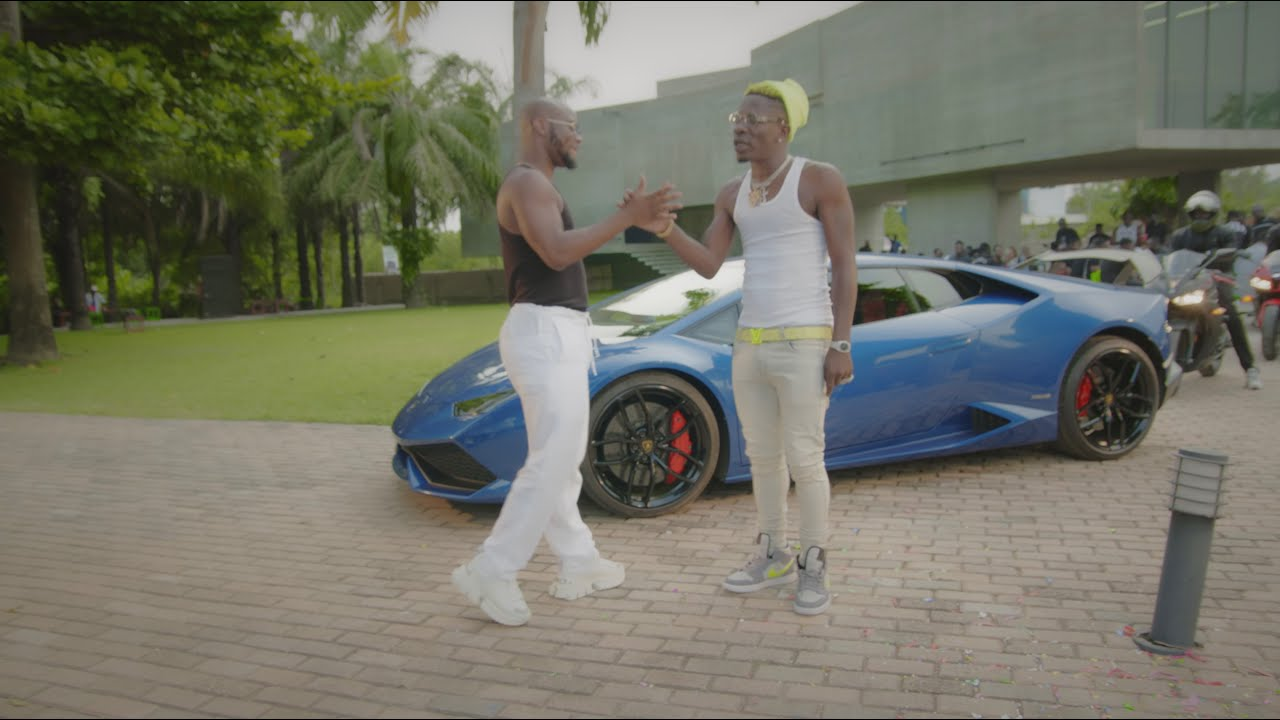 """Music Video: King Promise """"Alright"""" Ft Shatta Wale 