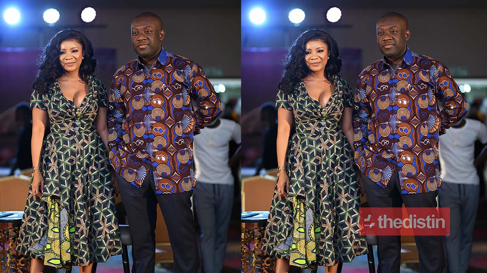 Serwaa Amihere Shares Nighttime Photo With Hon. Kojo Oppong As She Calls Him 'Best Friend', Ghanaians React