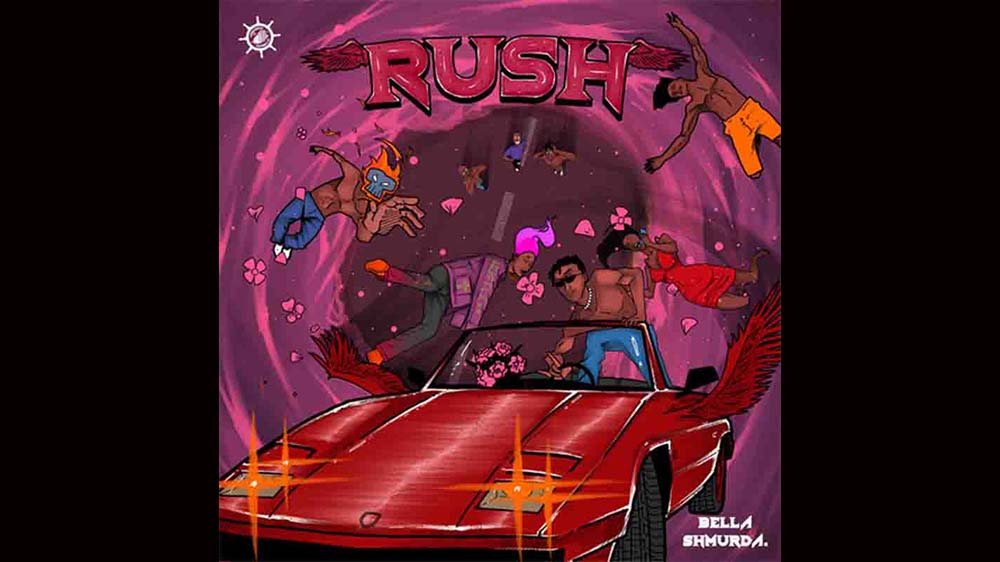 "Bella Shmurda ""Rush"" 