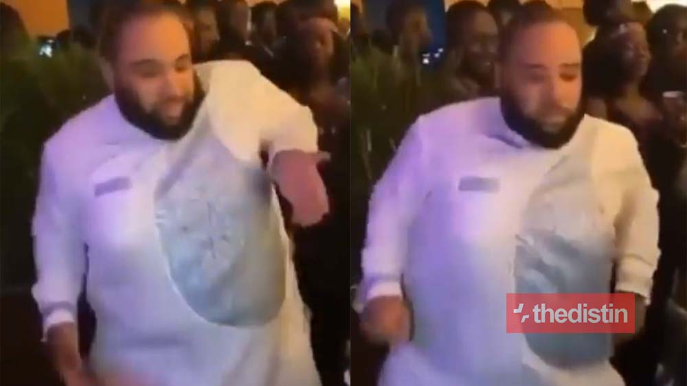 Duncan Williams Son Daniel W. Causes A Stir On Social Media With His Dance At Bloombar (Video)