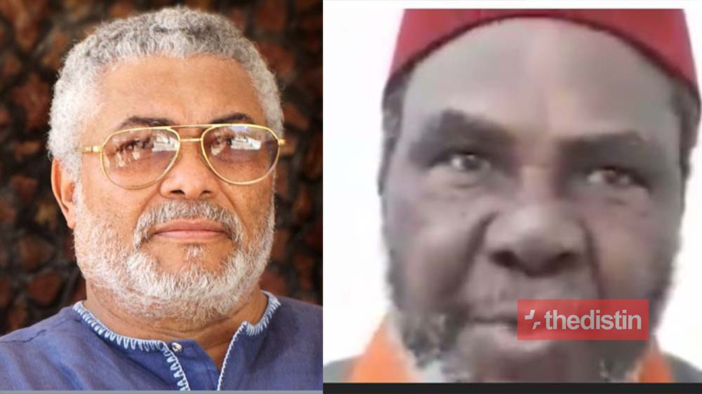 'Goodbye Jerry, we will meet again' – Nigerian Actor Pete Edochie Sadly Says To His Late Friend JJ Rawlings   Video