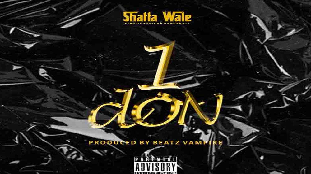 "Shatta Wale ""1Don"" (Prod. Beatz Vampire) 