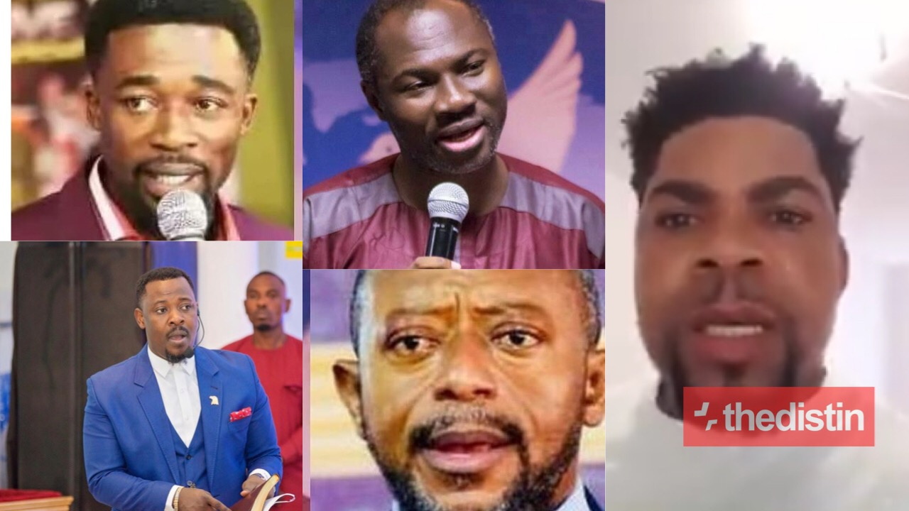 Ohene David and gh prophets