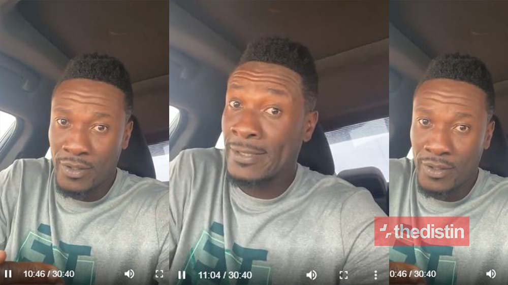 'Stop giving your pastors money every Sunday to buy Rolls Royce, give to the needy' – Asamoah Gyan Advises Christians (Video)