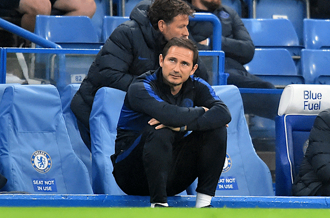 Chelsea Players React After Frank Lampard Was Sacked (Photos)