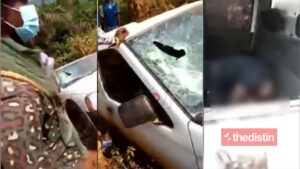 Robbers Attack And Kill Armed Police Officer After Making Away With GHC 500,000