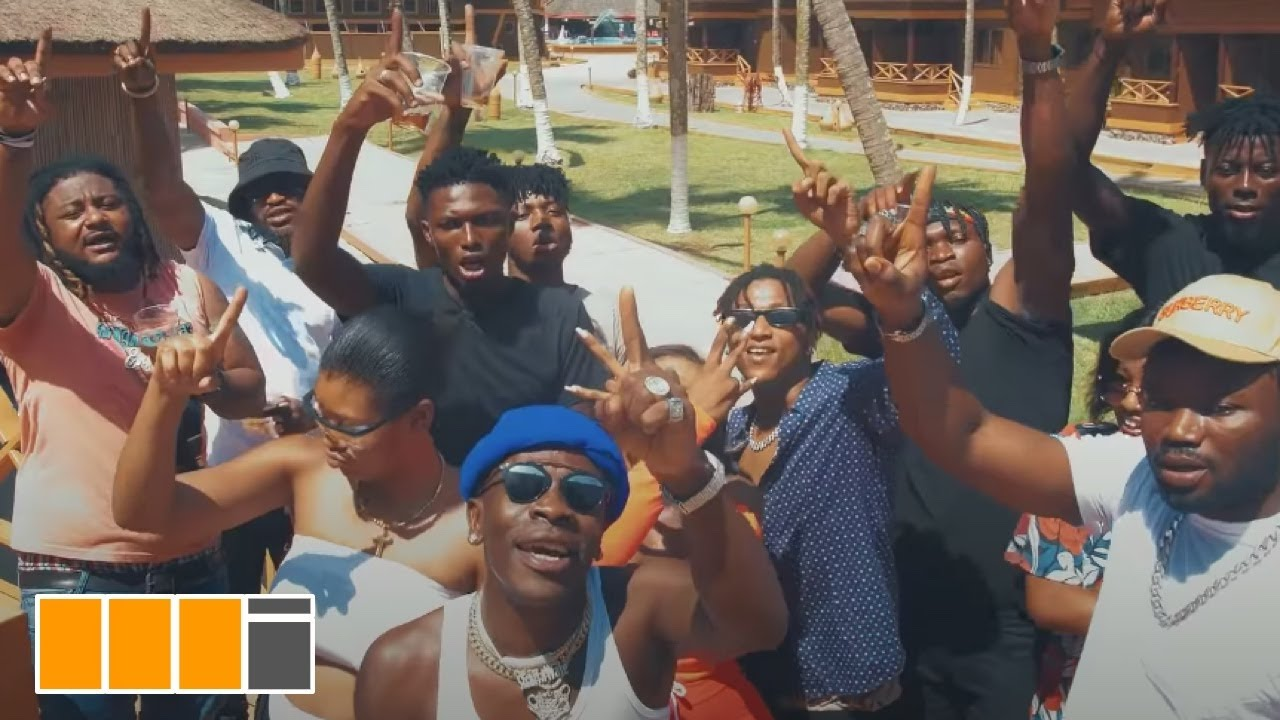 """Music Video: Shatta Wale """"1 Don"""" 