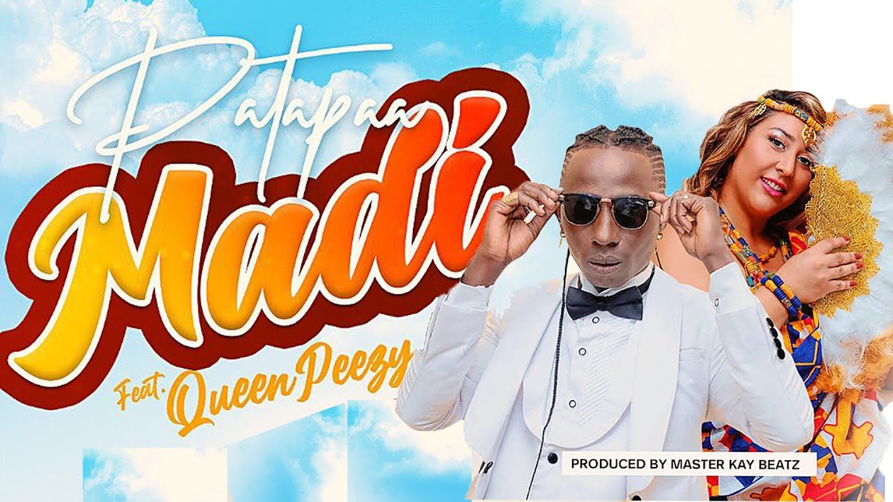 "Patapaa ""Madi"" Featuring His German Wife Liha Miller 