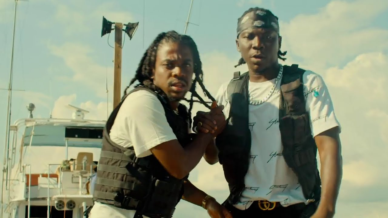 """Music Video: Stonebwoy """"Motion"""" Ft Jahmiel   Watch And Download"""