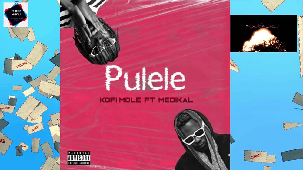 "Kofi Mole ""Pulele"" Ft. Medikal 