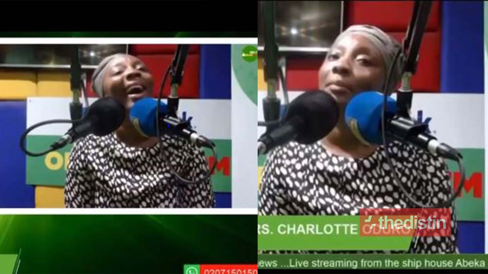 Don't Deny Your Husband S3x Because Of Fasting And Prayers – Rev Dr. Charlotte Oduro (Video)