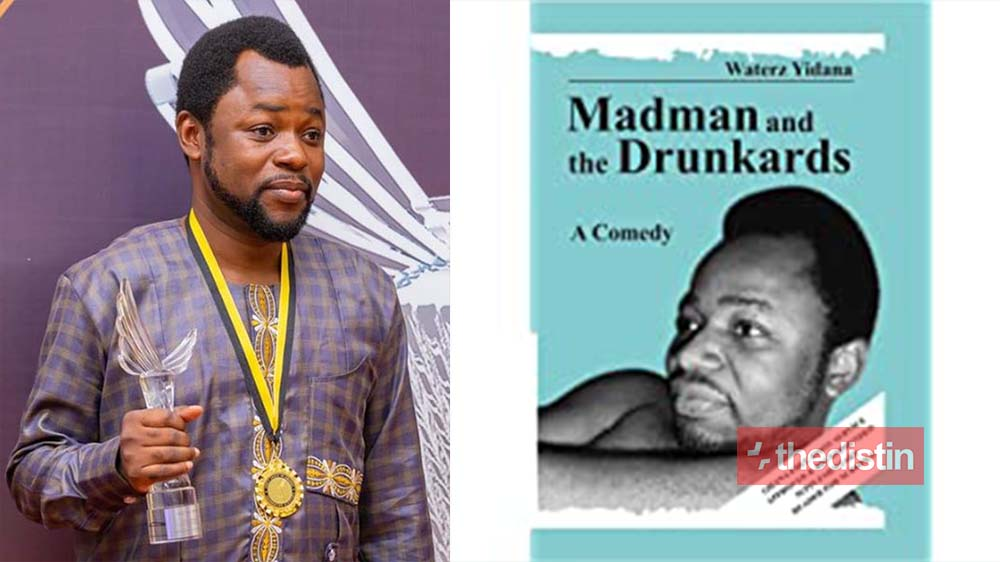 Meet Waterz Yidana The Ghanaian Author Who Is Making Waves With His Books (Photos)