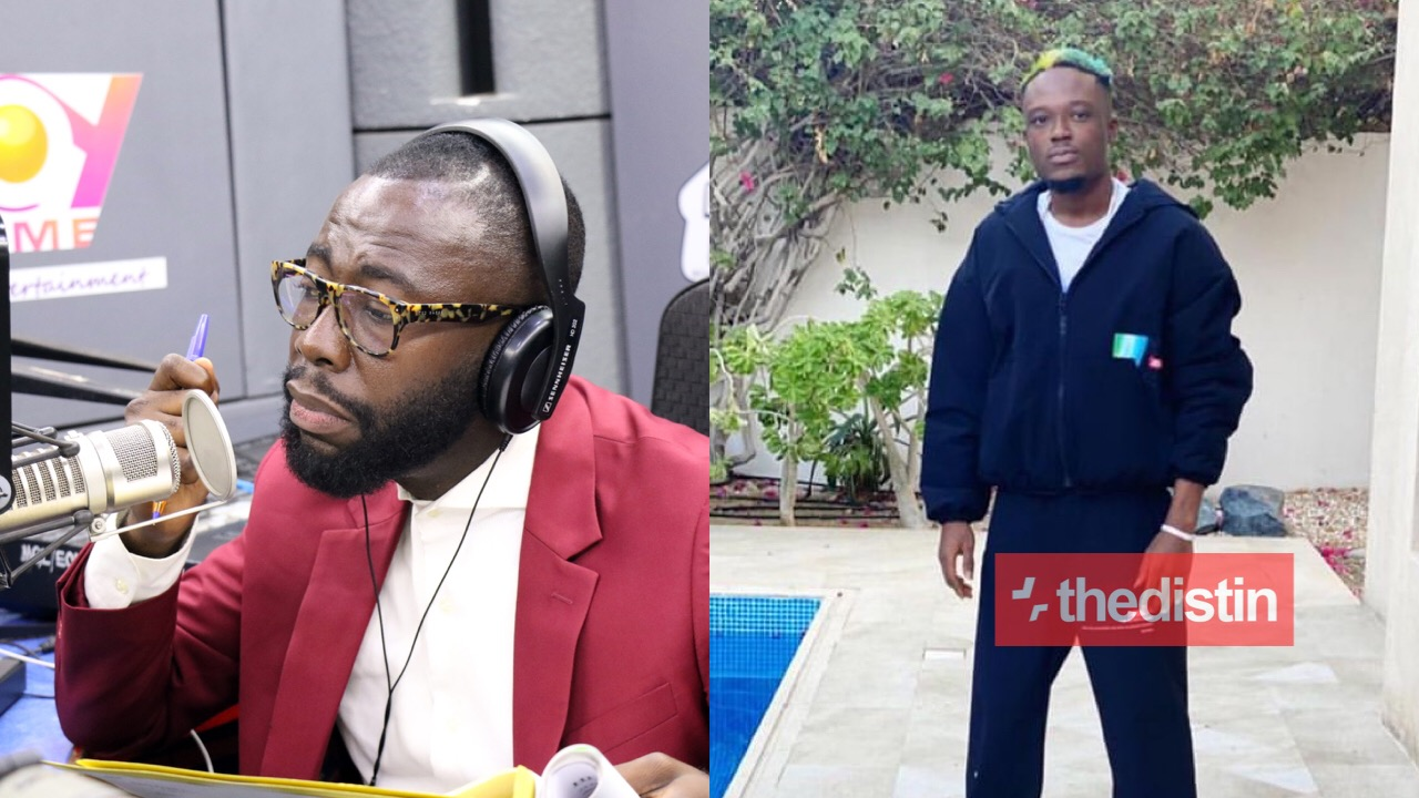 Andy Dosty And Okesse1