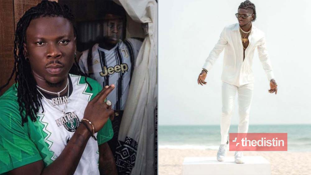 """3musicawards: Check Out The Number Of Categories Stonebwoy's """"Anloga Junction"""" And Kuami Eugene's """"Son Of Africa"""" Got Nominated In (Photos)"""