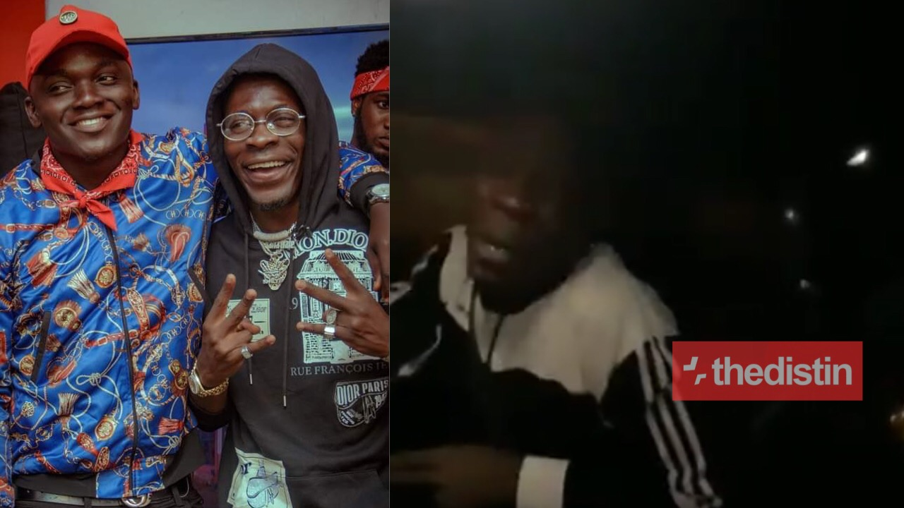 Phrimpong and Shatta Wale