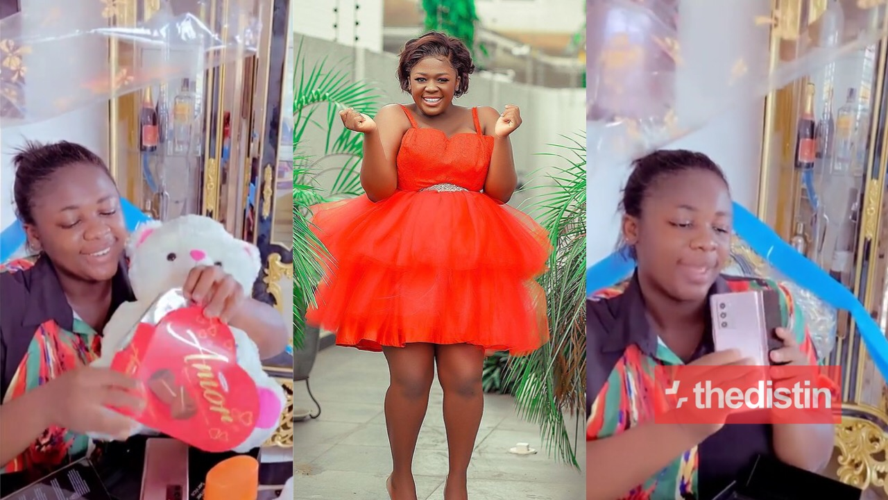 Tracey Boakye on Vals Day