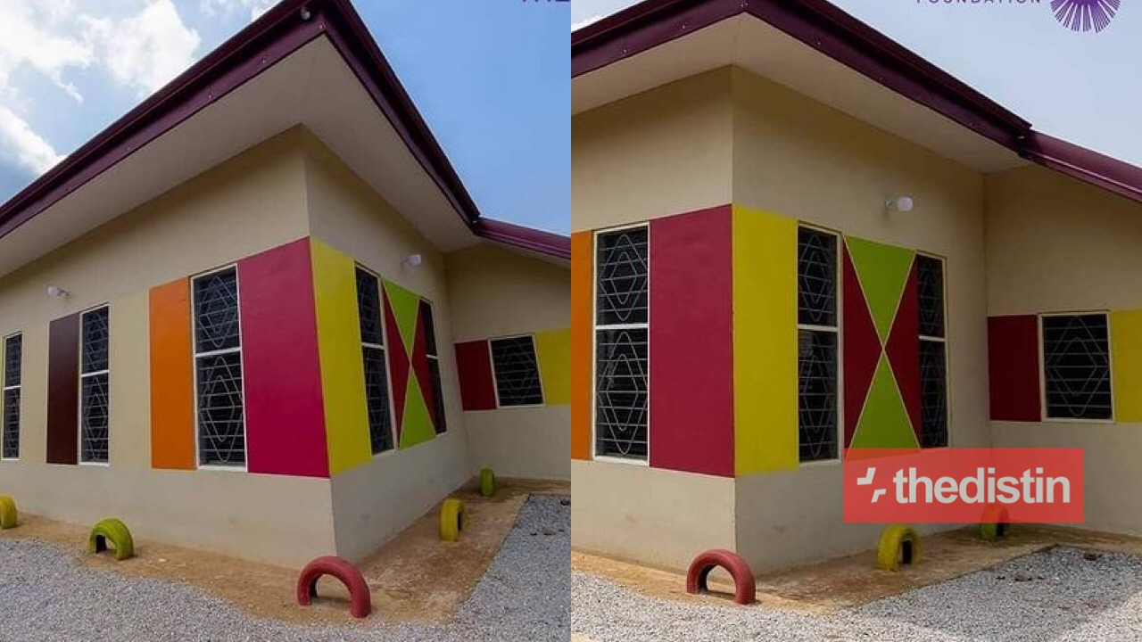 The Rebecca Foundation Commissions A Newly Constructed Library To The Sekyere Kumawu District Assembly | Photos