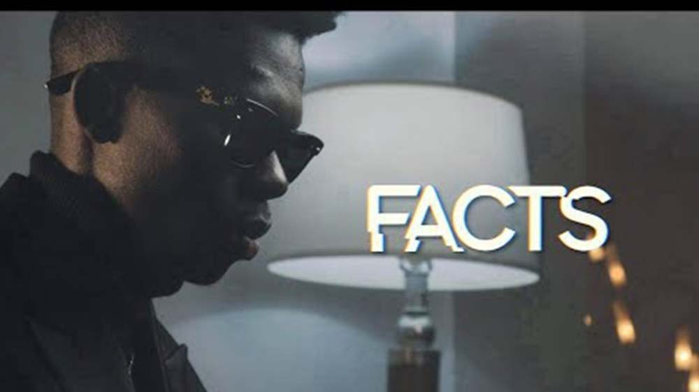 """Music Video: Strongman """"Facts""""   Watch And Download"""