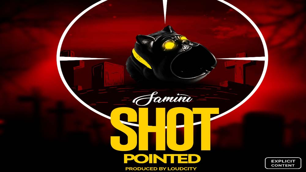 """Samini """"Shot Pointed"""" (Shatta Wale Diss) 