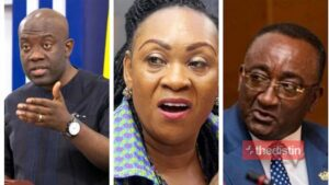 Hawa Koomson, Kojo Oppong & Afriyie Akoto Failed To Pass As Ministers As Vetting Committee Rejects Them | Here's Why