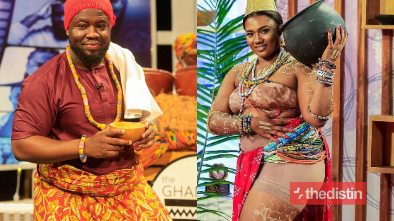 Ghanaian ward winning TV3 present and radio personality Giovani Caleb speaks about allegations by Abena Korkor that he has slept with her