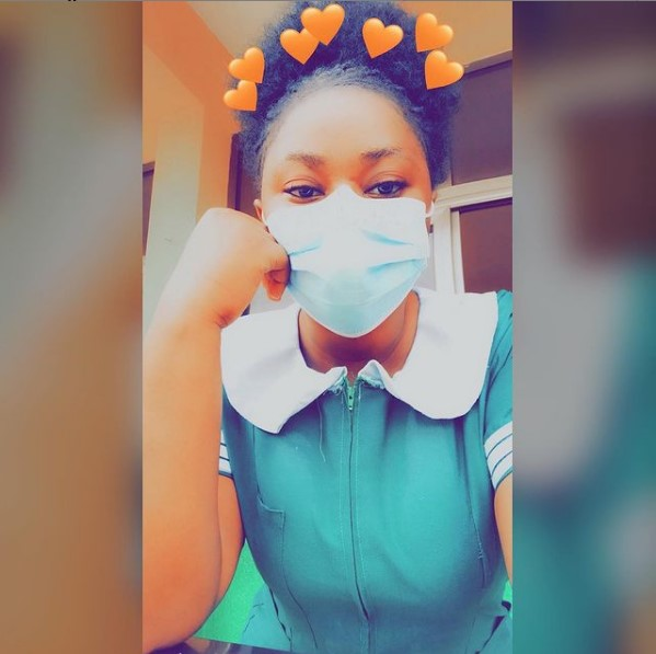 Tv3 Date Rush: Checkout Eye-Catching Photos Of Ruth As A Nurse, Student, Photo Model Etc.