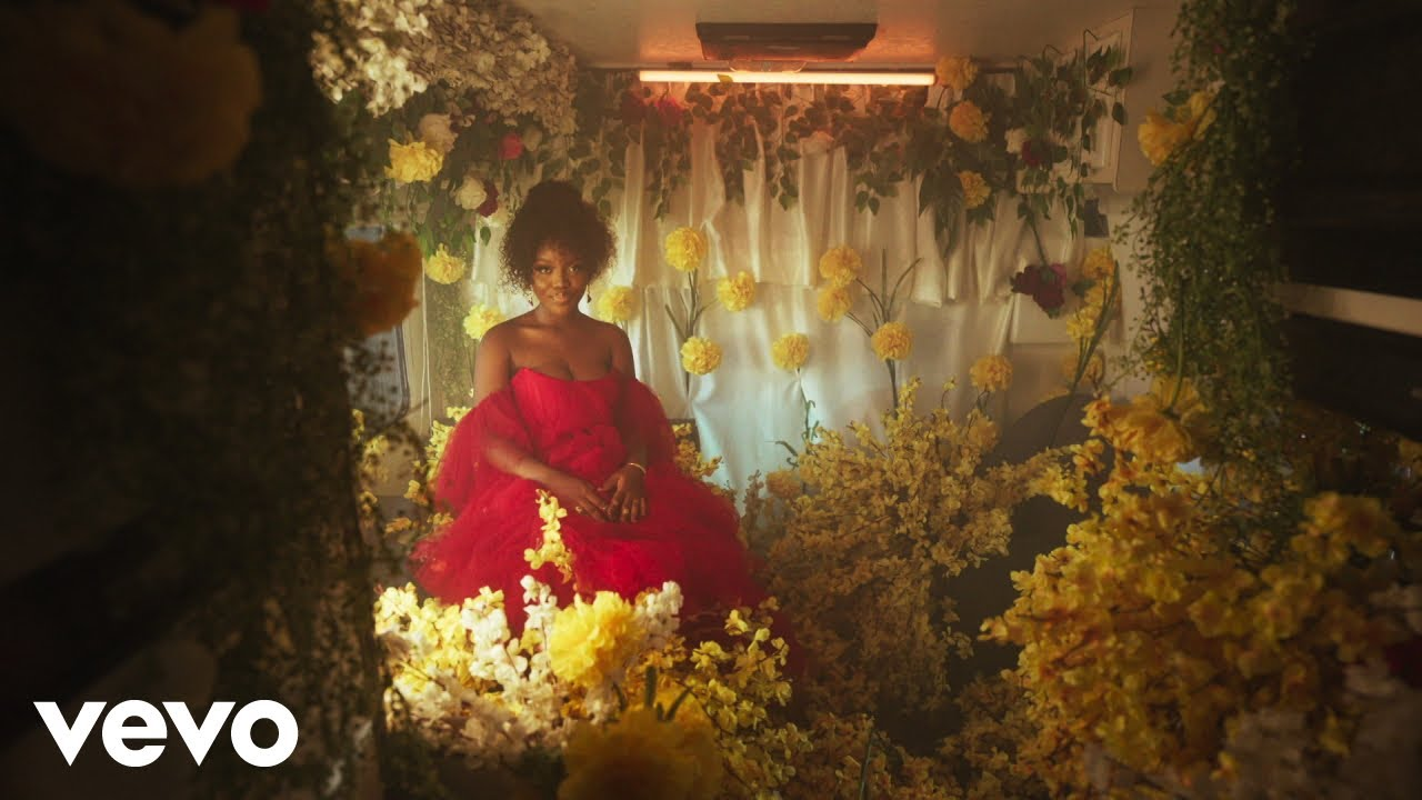 """Fast-rising Ghanaian artiste Gyakie has finally released the long-awaited visual for the remix of her world hit song titled """"Forever"""""""