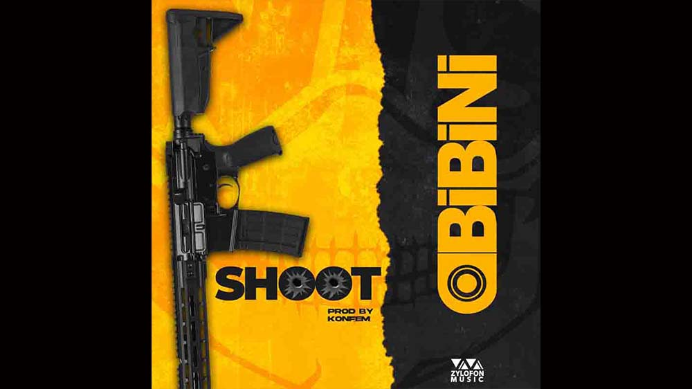 """Obibini """"Shoot"""" (Prod By Konfam) 