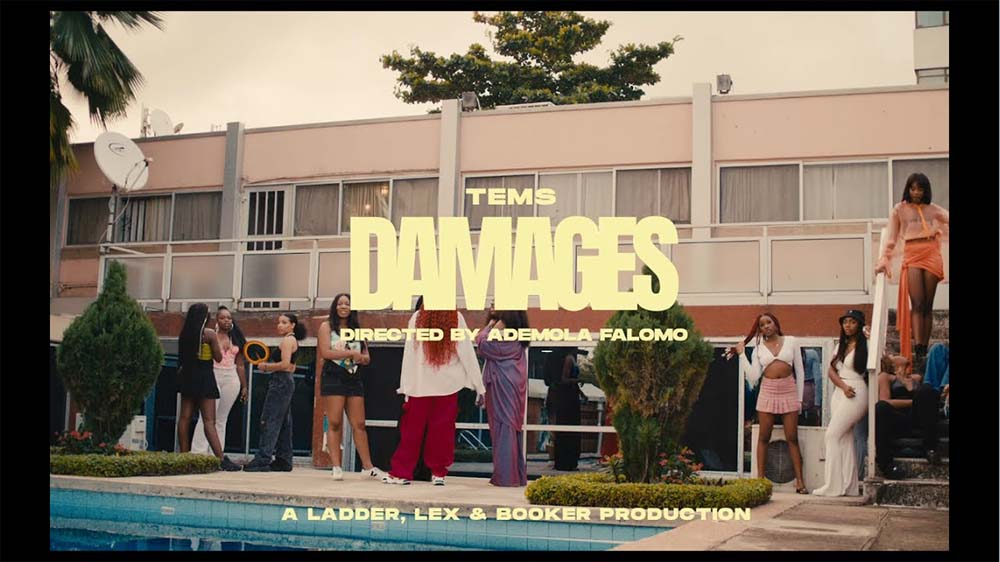 """Tems """"Damages""""   Listen And Download Mp3"""