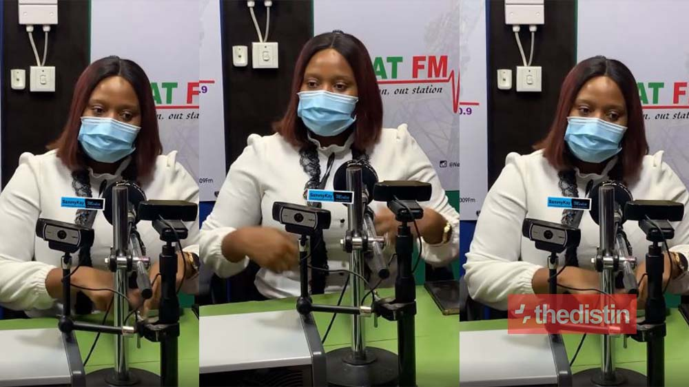 Mz Gee Publicly Speaks About Her Miscarriage For The First Time, Ghanaians React (Video)