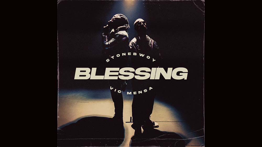 """Stonebwoy """"Blessing"""" Ft Vic Mensa   Listen And Download Mp3"""