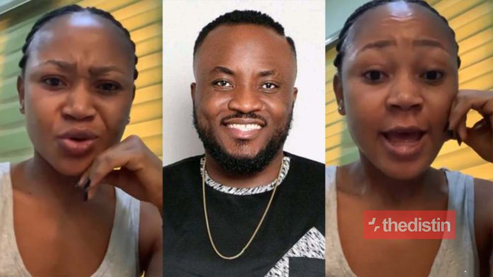 Akuapem Poloo Threatens To Expose DKB If He Does Not Apologize To Her (Video)