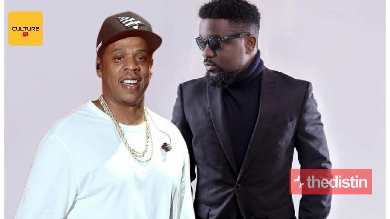 Sarkodie and Jay z
