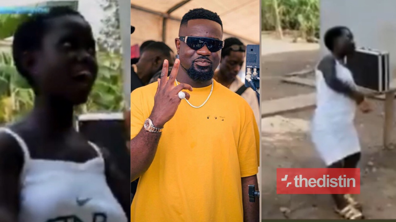 Sarkodie's 'Toxic Ex-Girlfriend'
