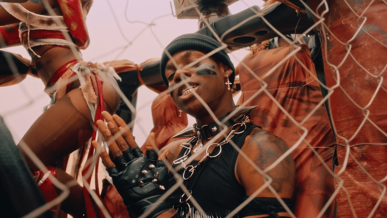 """Music Video: Rema """"Bounce""""   Watch And Download"""
