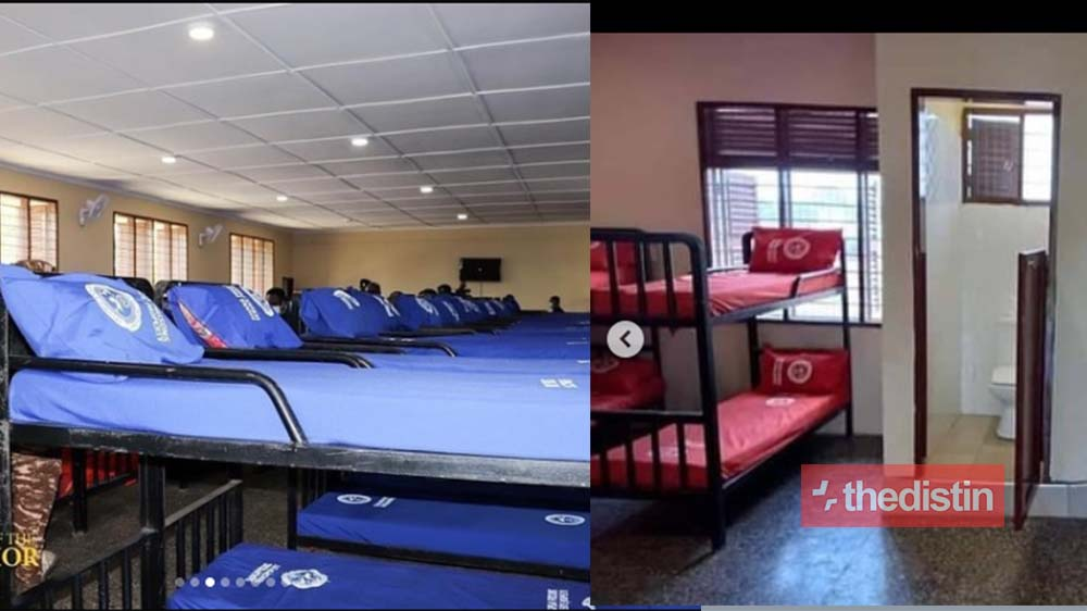 Ghanaians Blast The Church of Pentecost For Building A Modern Prison Instead Of Factories And Hospitals To Employ The Youth (Photos)