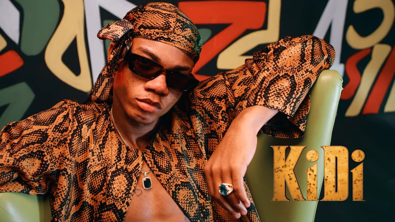 """Music Video: KiDi """"Touch It"""" (Directed. REX) 
