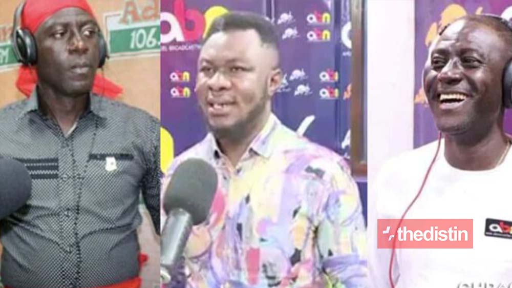 """""""You slept with a married woman at Angel FM premises but we kept quiet about it"""" – Captain Smart Fires Back At Dr. Kwaku Oteng's Brother Prophet Adu Boahen"""