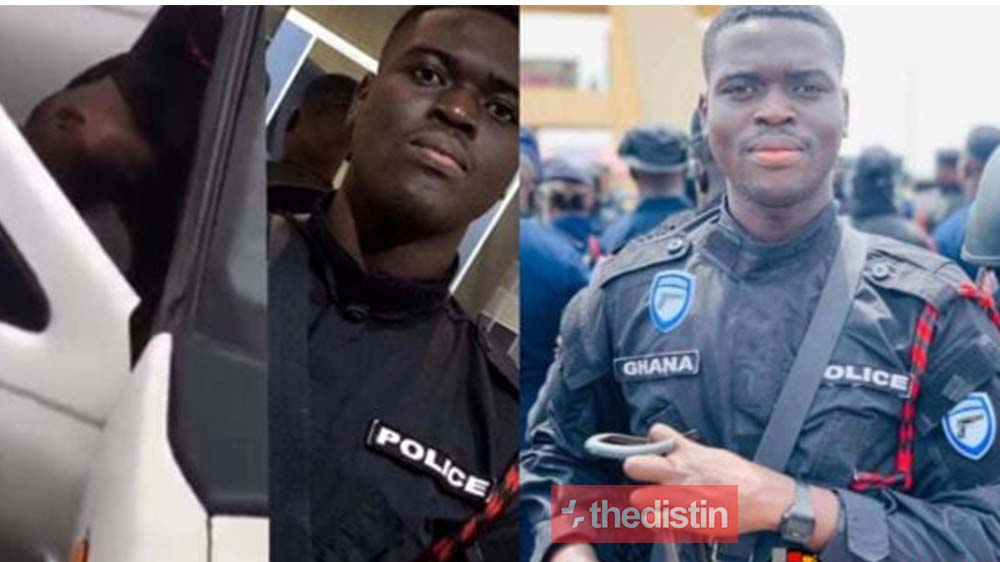 Bullion Van Attack: Ghana Police Place GHc20,000 Bounty On Robbers Who Killed A Policeman At James Town (Video)